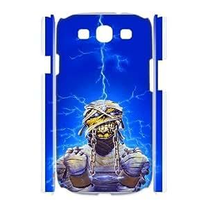 Samsung Galaxy S3 I9300 Phone Case Undead Sword Books Fire Lightning N8U7868518