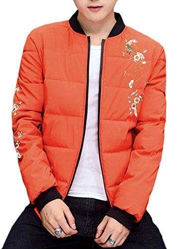 Quilted Zip Jacket - 5