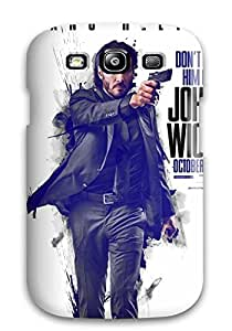 Excellent Galaxy S3 Case Tpu Cover Back Skin Protector John Wick 4983735K49301060