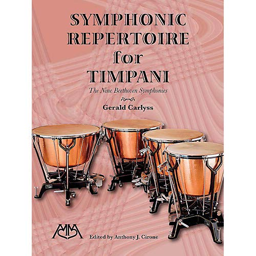Symphonic Repertoire For Timpani - The Nine Beethoven Symphonies Pack of 2