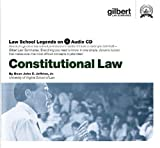 Constitutional Law (Law School Legends Audio Series)