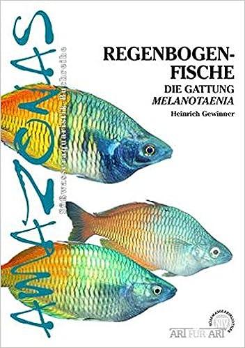 Regenbogenfische Und Verwandte Familien *neu* Aquarien Aqualog