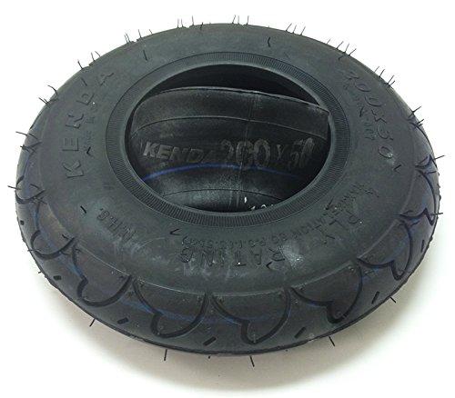 Cruzin Cooler Front Tire & Inner Tube Set (Kenda brand)