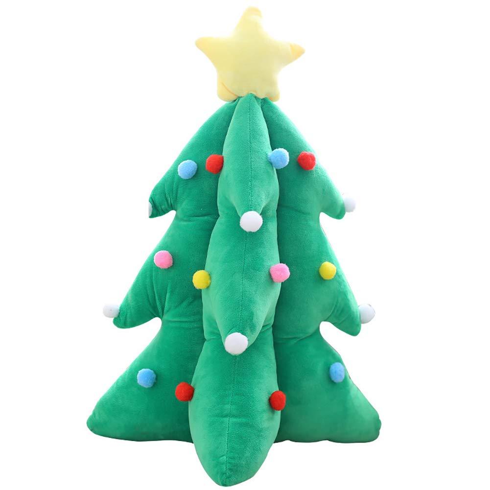KAILUN PlÜSchtiere, Weihnachtsbäume, Können Singen, Weich, 100% Bio-Baumwolle PP GefÜLlt, Dekorationen