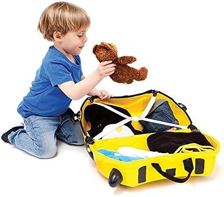 Trunki Maleta correpasillos y equipaje de mano infantil ...