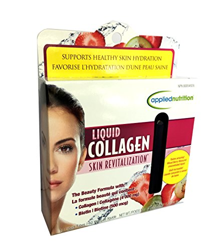 Applied Nutrition Liquid Collagen Revitalization product image