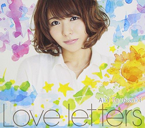 豊崎愛生 / Love letters[初回限定盤]