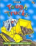 Tough Trucks, Angela Wilkes and Sarah Levette, 1587286041