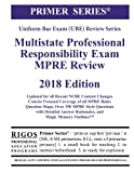 img - for Rigos Primer Series Uniform Bar Exam Multistate Professional Responsibility Exam (MPRE Review) book / textbook / text book