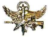 SWAT Master Operator Pin - Polished Gold