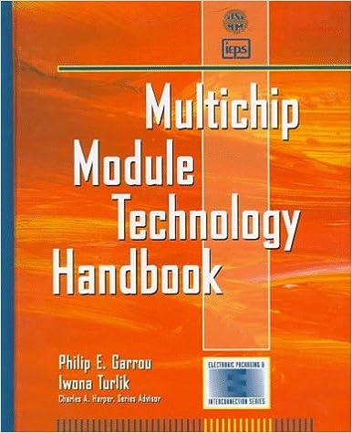 Multichip Module Technology Handbook