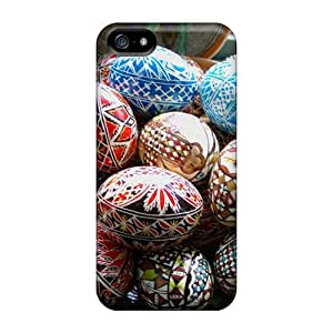 Excellent For SamSung Note 3 Phone Case Cover PC Cover Back Skin Protector Decorated Easter Eggs