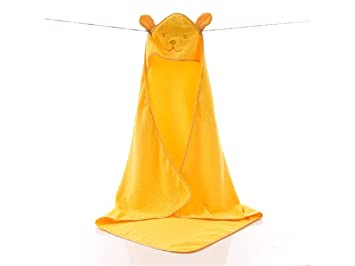 Rosetreee Facecloth cómodo Bebé de Dibujos Animados con Capucha ...