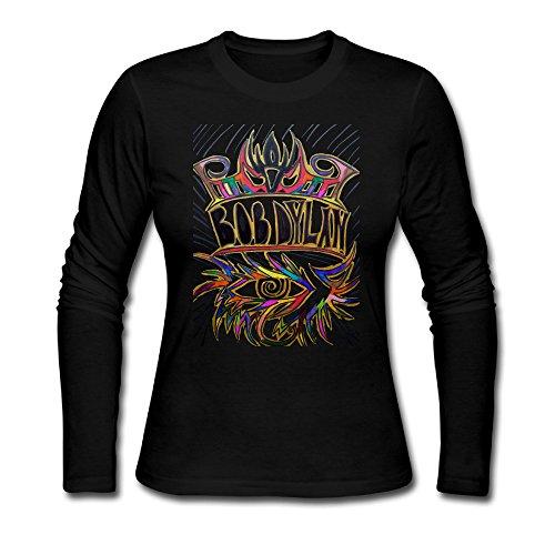 Cool T Shirts Bob Dylan Nobel Prize Women Custom Fit Shirts