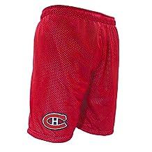NHL Montreal Canadiens Men's Air Mesh Short