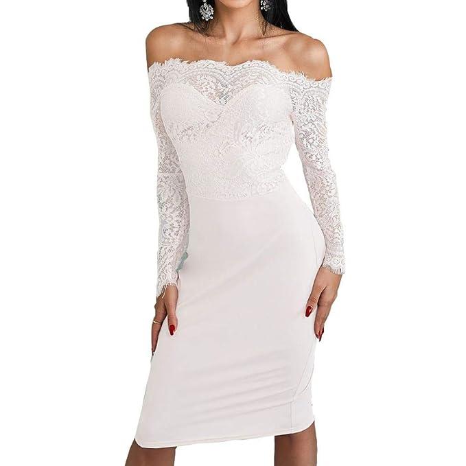 Vestidos de fiesta blancos el corte ingles