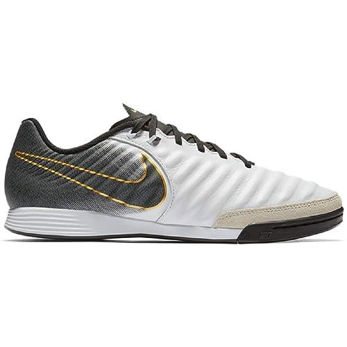 Nike Legend 7 Academy IC, Zapatillas de fútbol Sala Unisex Adulto, Blanco (White