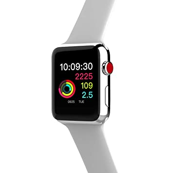 Smart watch W53 Bluetooth Series 3 Smartwatch Estuche para Apple iOS iPhone Android Phone Deporte Pulsera Fitness Reloj De ...