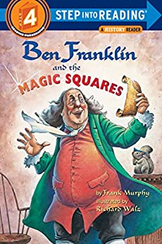 Ben Franklin and the Magic Squares (Step into Reading) by [Murphy, Frank]