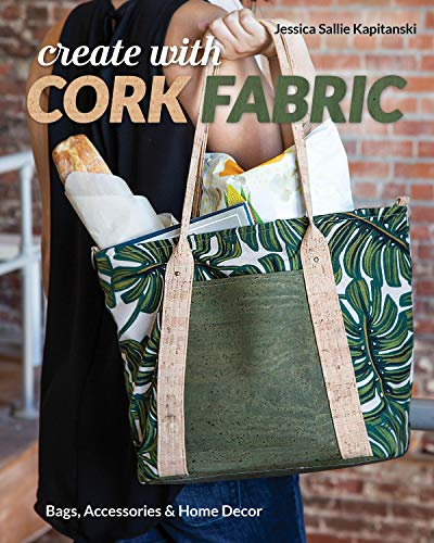 Patterns Fabric Bag (Create with Cork Fabric: Sew 17 Upscale Projects; Bags, Accessories & Home Decor)