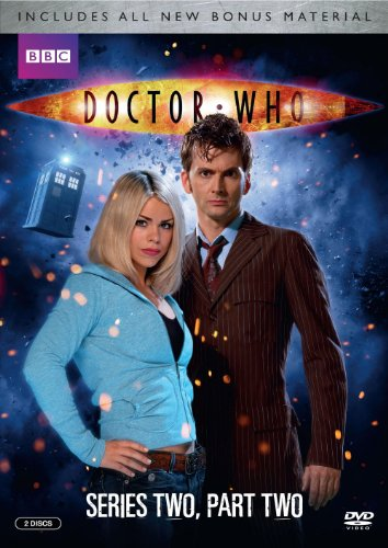 doctor who season 2 dvd - 3