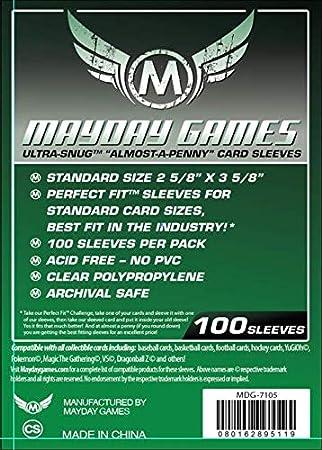 Fundas Mayday - UltraSnug (Verde - 2 5/8