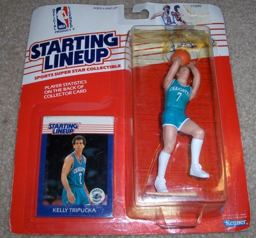 1989 Kelly Tripucka NBA Starting Lineup ()