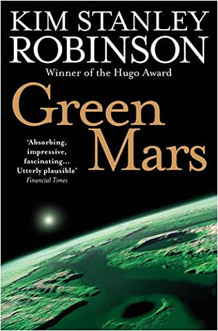 book cover of Green Mars