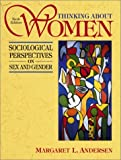 Thinking about Women 6th Edition