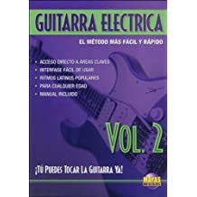 Amazon.com: Guitarra Eléctrica, Vol 2: ¡tú Puedes Tocar La Guitarra YA! (Spanish Language Edition), DVD: Rogelio Maya: Movies & TV