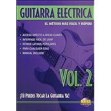 Amazon.com: Guitarra Eléctrica, Vol 2: ¡tú Puedes Tocar La Guitarra YA! (Spanish Language Edition), DVD: Rogelio Maya: Movies & TV