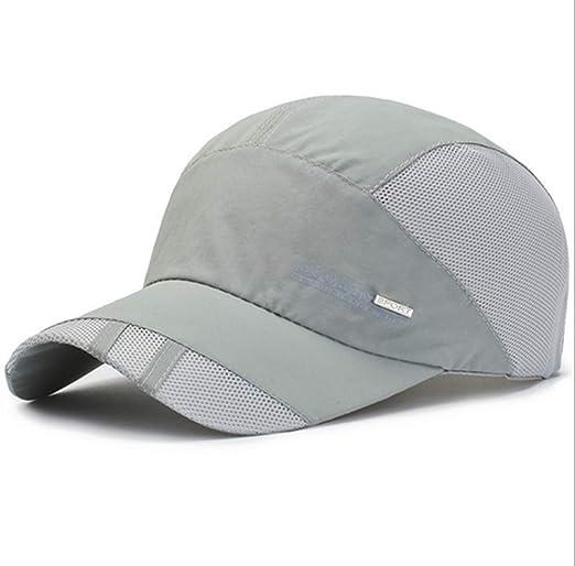 WFXZT Sombrero de Verano,Gorra de Campo,Gorra de béisbol,Sombrero ...