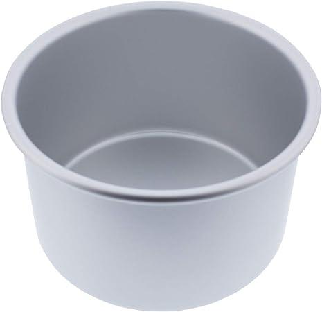 Decora 0062635 Molde PROFESIONALE Aluminio ANODIZADO Circular /Ø CM 35 X 5 H