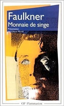 Book's Cover ofMonnaie de singe