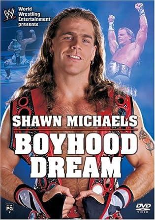 Amazon wwe shawn michaels boyhood dream shawn michaels wwe shawn michaels boyhood dream m4hsunfo