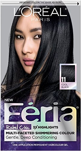 loreal-hair-color-feria-rebel-chick-11-cool-black-pack-of-2