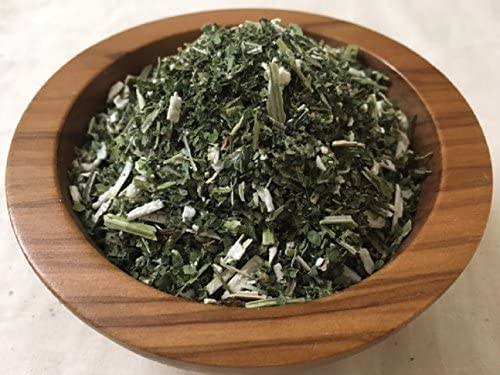 Organic Blessed Thistle Dried 1 Ounce Bag Cut Sifted Cnicus benedictus