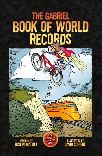 The Gabriel Book of World Records - Stories from the Tree House (GP Series 3)