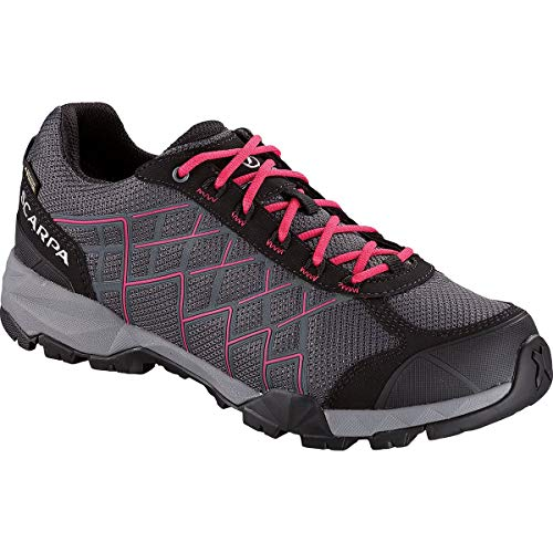 gray Mujer Hydrogen pink GTX Guantes iron rouge wwAf8vqx