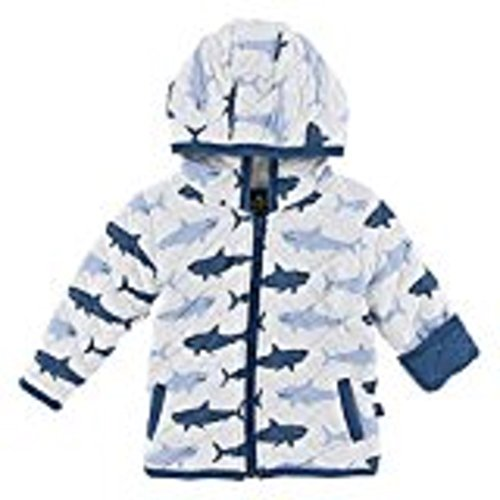(Kickee Pants Printed Quilt Jacket (6-12 M))