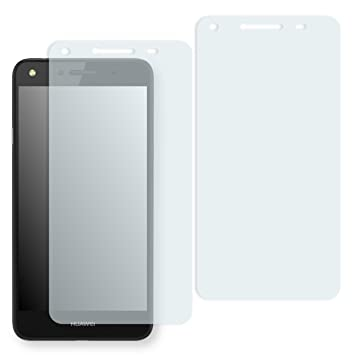 Amazon com: GOLEBO 2X Anti-Glare Screen Protector for Huawei Y5 II
