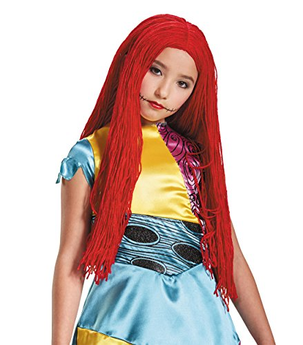 Disguise Sally Nightmare Before Christmas Child Wig