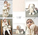 [Organic Shop] 100% Organic Cotton Baby Stuffed Animal Puppy Dog Doll