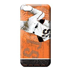 diy zhengiphone 5c normal covers Skin Protective Stylish Cases cell phone skins san francisco giants mlb baseball