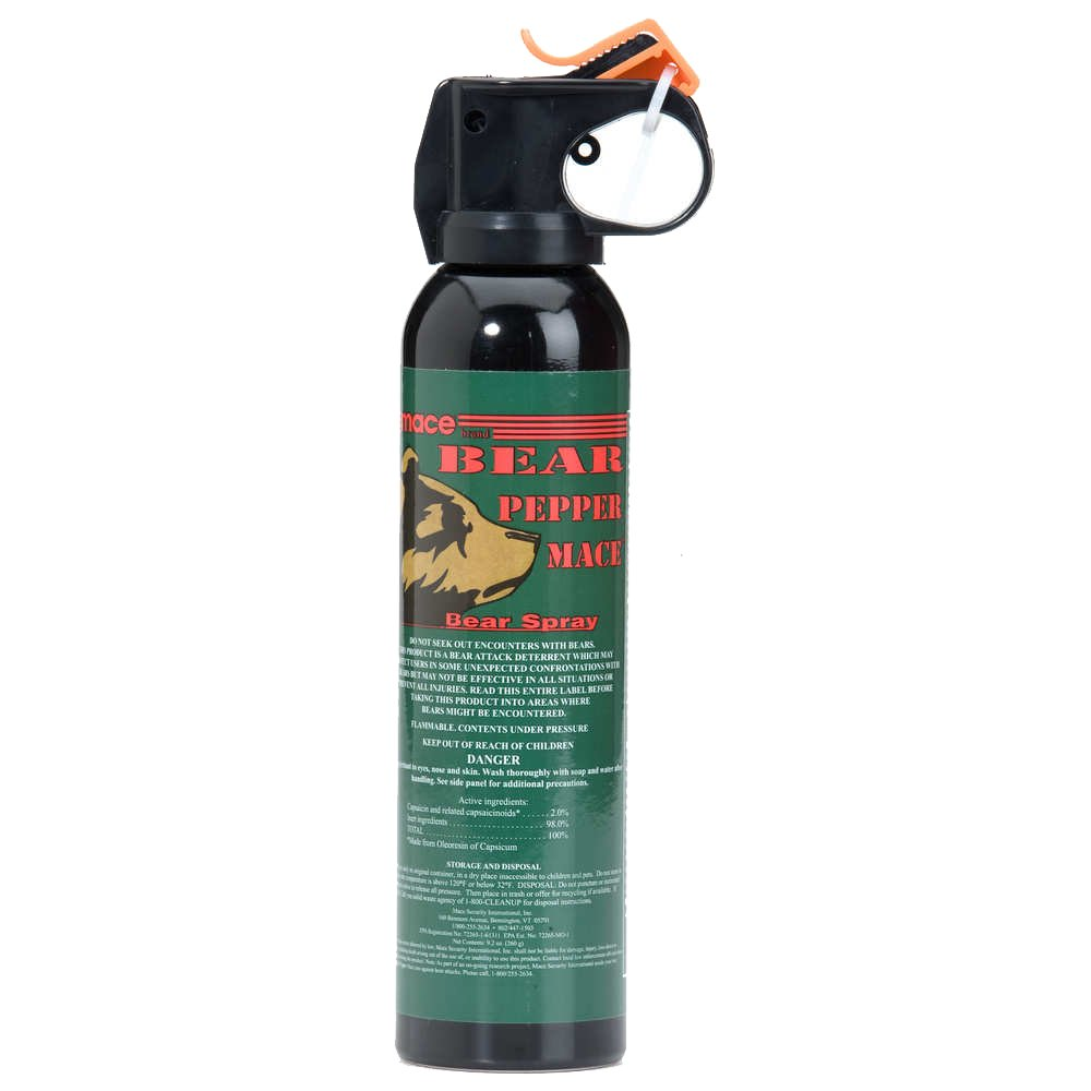 5. Mace Brand Bear Pepper Spray