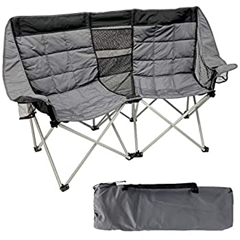 EasyGo Product 2 Person Camping Chair