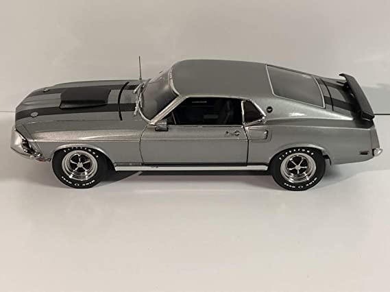 18 Highway 61-1 18 John Wick 1969 Ford Mustang Boss 429 2014 Greenlight Hwy-18016 1