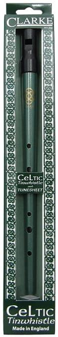 25 opinioni per Clarke Celtic- Flauto irlandese tin whistle