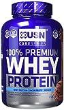USN 100% Premium Whey Protein Shake Powder - 2.28 kg, Chocolate