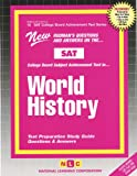 World History, Jack Rudman, 0837363152